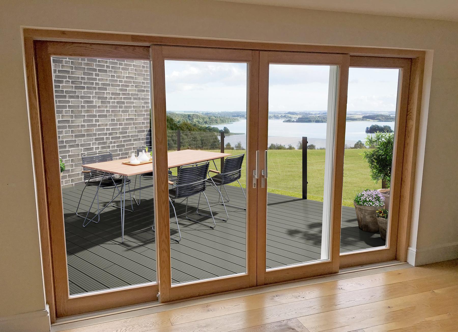 patio door. Black Bedroom Furniture Sets. Home Design Ideas